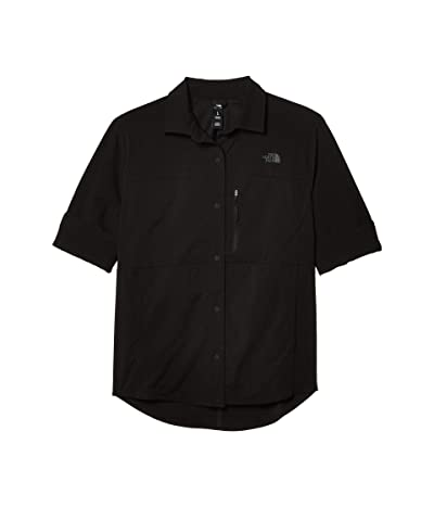The North Face Outdoor Trail Long Sleeve Shirt (TNF Black) Women
