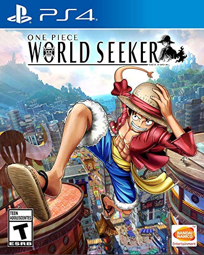 ONE PIECE: World Seeker, Bandai/Namco, PlayStation 4, 722674121217