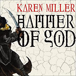 Hammer of God cover art