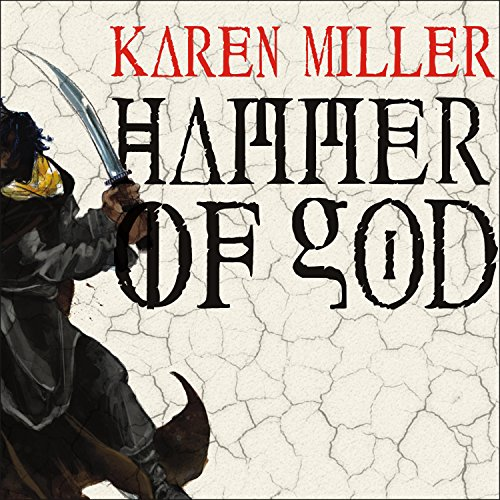 Hammer of God audiobook cover art