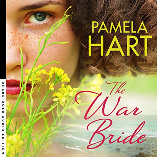 The War Bride audiobook cover art