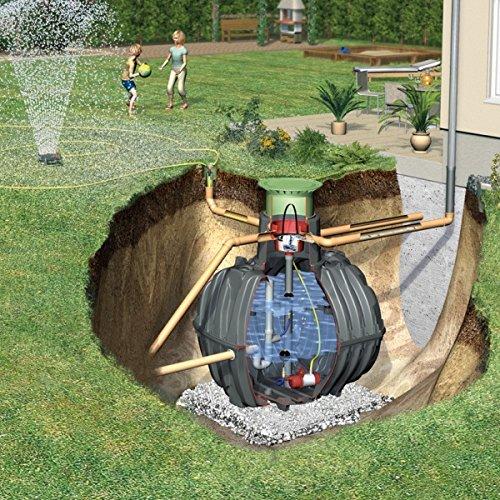 Regenwasser - Rückhalte - Zisterne Carat 6.500 Liter Graf 370503