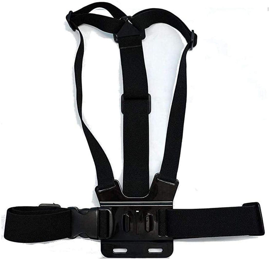 specialty shop Navitech Adjustable Elastic Body Super popular specialty store Chest Strap Mount Belt Harness