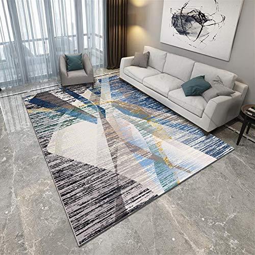 Ommda Alfombras Modernas Salon Dormitorios 3D Grandes Rectángulo Anti