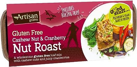 Artisan Grains Cashew & Cranberry Nut Roast Mix 200g - Pack of 2
