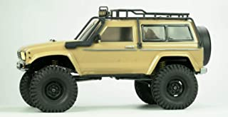 Cross RC - FR4A 1/10 Demon 4x4 Crawler Kit, w/ Lexan SUV Body Basic