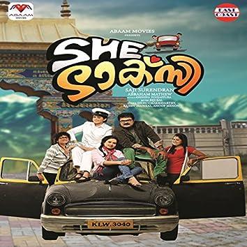 She Taxi (Original Motion Picture Soundtrack)