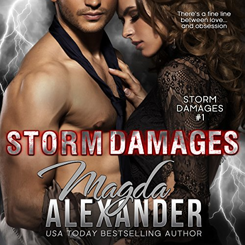 Storm Damages audiobook cover art