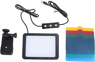 Soloutre videoconferentieverlichting, led, zoom, verlichting voor laptop, camera, webcam, verlichting voor video-opname, z...