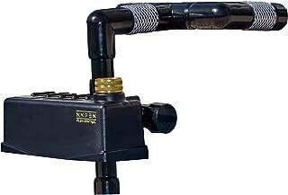 Staypoollizer Premium with Nxgen Flow Control (Black) Automatic Pool Water Leveler