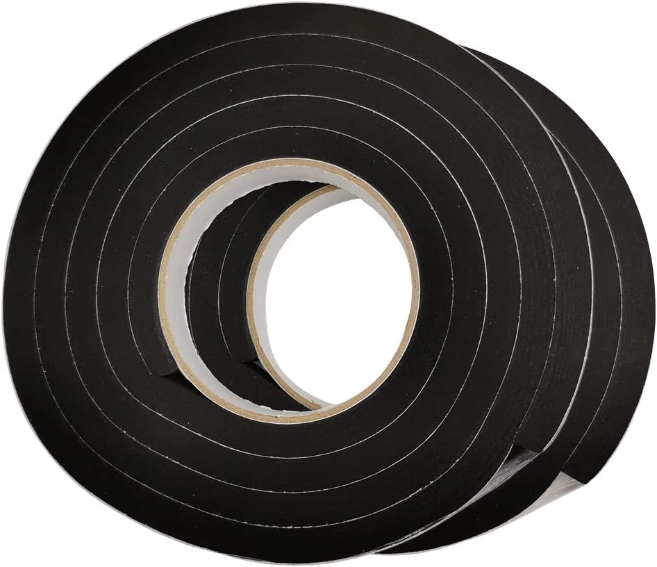 Rubber Insulation Foam Tape Self Now on sale Stripping 3 4 Limited price sale Weather Adhesive