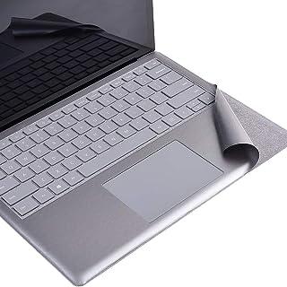 xisiciao Surface Laptop 3/4(2021)フル サイズ キーボード パーム レスト カバー マイクロソフト サーフェス用 ラップトップ 3 13.5 インチ パーム パッド リスト レスト フィルム プロテクター スタイ...