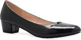 Women¡¯s Classic Closed Toe Low Heel Pumps | Dress - Comfortable