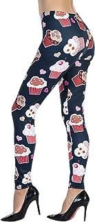Best plus size cupcake leggings Reviews