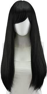 EpicCosplay Nyx Black Long Straight Wig (11BB)