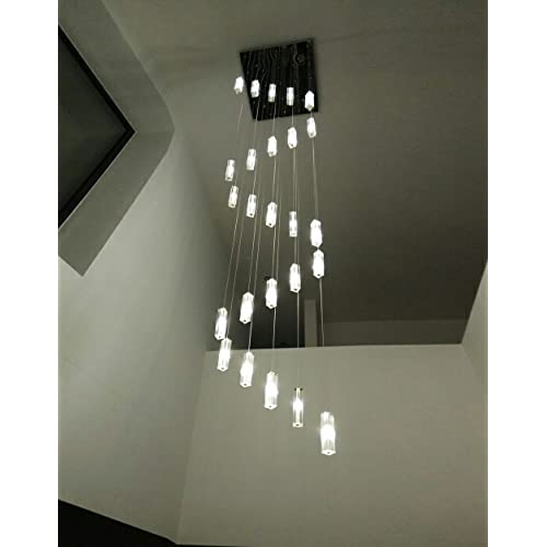 best service 25c36 9380a Pendant Lighting for Stair: Amazon.com