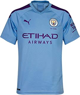 Nike Man City Home Authentic Jersey 2019-2020