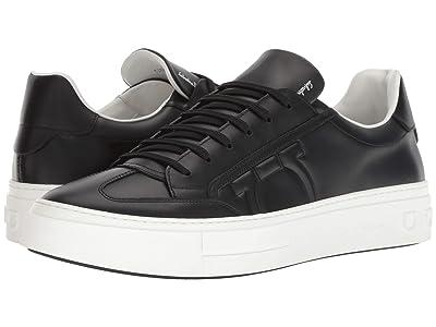 Salvatore Ferragamo Borg Sneaker (Nero) Men