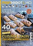 MON ROBOT & MOI n°30 HS MALIN - Batch Cooking, restes, zéro déchets, cuisine du placard