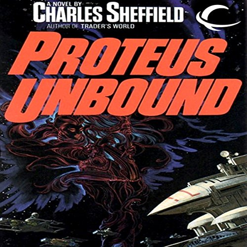 Proteus Unbound audiobook cover art