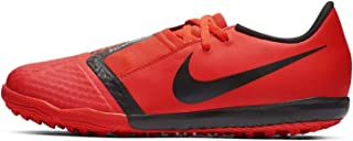 Official Brand Nike Phantom Venom Academy Astro Turf Football Trainers Childs Red Soccer Shoes
