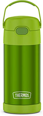 Thermos Lime Funtainer 12 Ounce Bottle