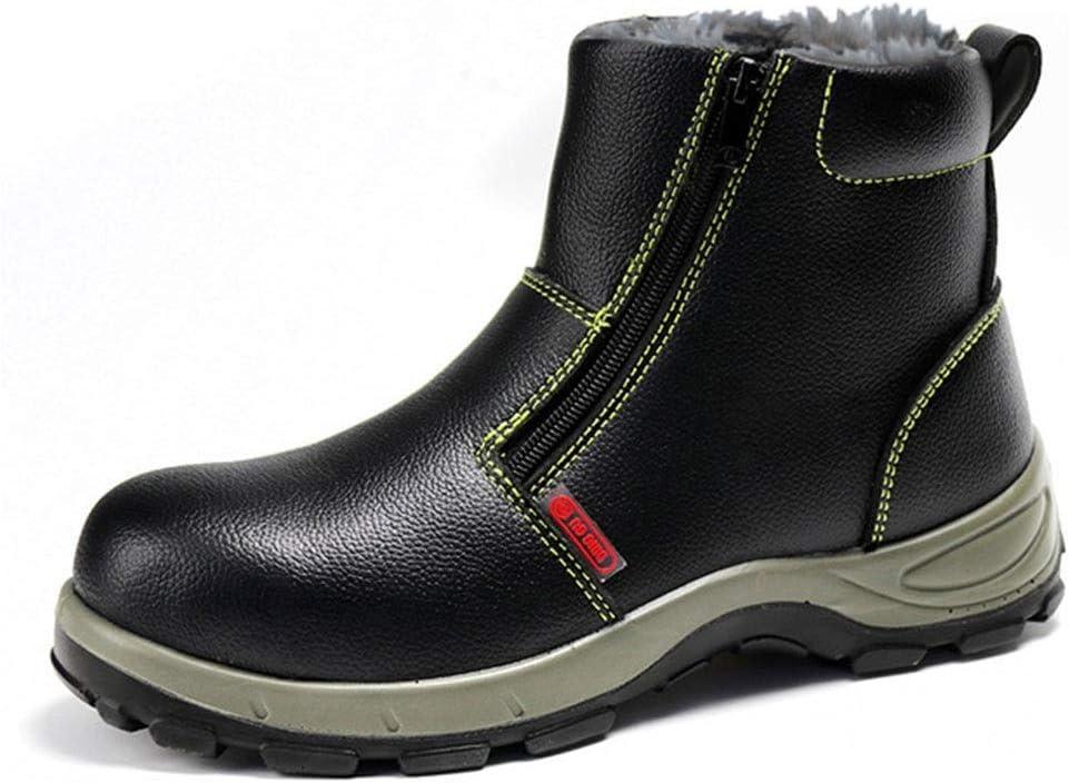 Meng Steel Toe Work Boots Resistant New sales Slip Comfortable Industrial Max 70% OFF