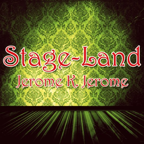 Stage-Land audiobook cover art