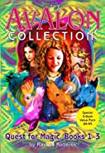 The Avalon Collection, Quest for Magic: Books 1 - 3
