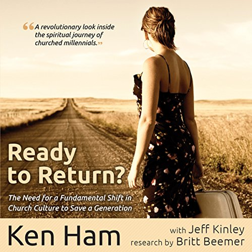 Ready to Return audiobook cover art