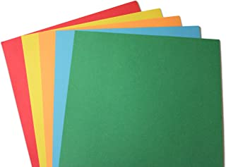 24lb Bond Assorted Rainbow Brights Colored Paper - Letter Size 8 1/2