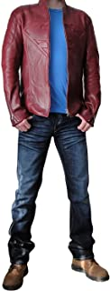 leather superman jacket smallville
