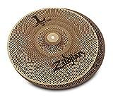 Zildjian 14' L80 Low Volume Hi Hats - Pair