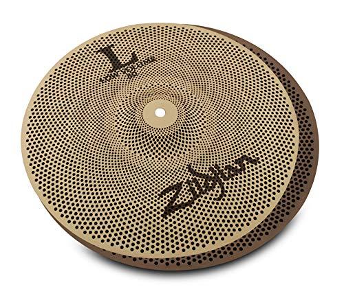"""Zildjian 14"""" L80 Low Volume Hi Hats - Pair"""