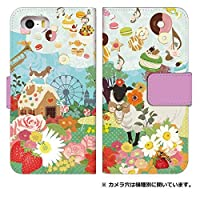 iphone7 plus 手帳型 スマホケース [iPhone7Plus] ケース カバー 0013-C. 羊と犬 アイフォン7 プラス カバー iphone 7plus ケース 人気 アイフォン セブンプラス ケース