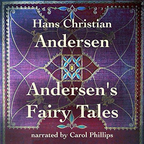 Andersen's Fairy Tales audiobook cover art