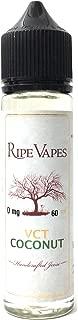 Ripe Vapes vape 電子タバコリキッド60ml VCT COCONUT(ココナッツ)