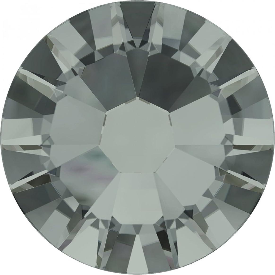 風景ペルー大学ネイルアートパーツ ブラックダイヤモンド SS5:1.8~1.9mm 1440P