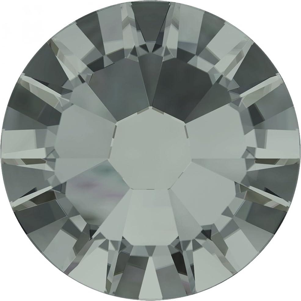 怠な設計ジョージエリオットネイルアートパーツ ブラックダイヤモンド SS5:1.8~1.9mm 1440P