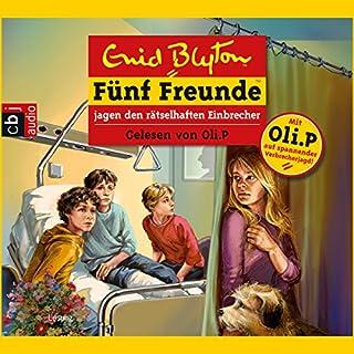 Fünf Freunde jagen den rätselhaften Einbrecher (Fünf Freunde 59) Titelbild