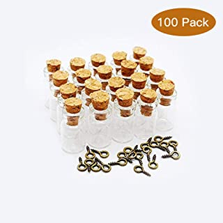 Best mini cork bottles Reviews