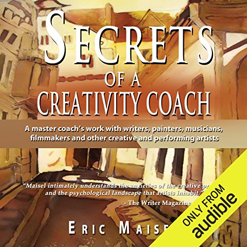 Secrets of a Creativity Coach audiobook cover art