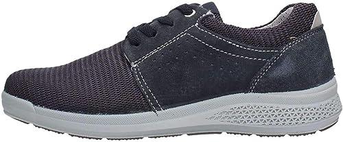 ENVAL SOFT Zapaños Hombre Hauszapatos Bajas 3240800 azul