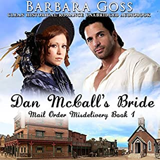 Dan McCall's Bride audiobook cover art