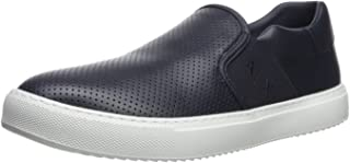 A|X Armani Exchange Men's Perforated Slip On Sneaker