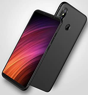 Edge3 Flexible Back Cover For Redmi Note 5 Pro (Black)
