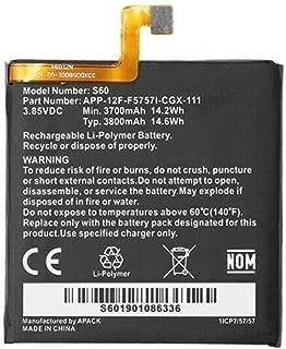 battery cat s60