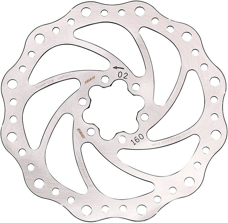 (160 mm) - BBB brake disc PowerStop brake disc