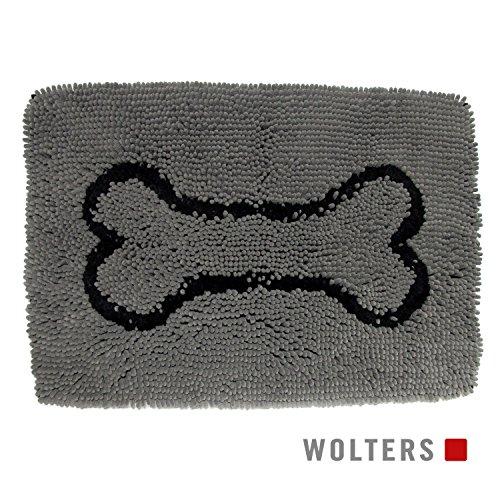 Dog Gone Smart | Dirty Dog Doormat grau | L 90 x B 66 cm