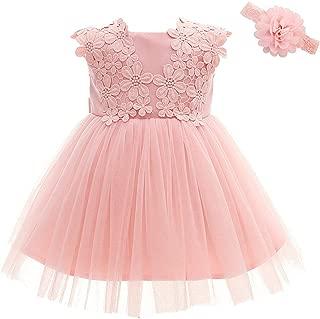baby girl wedding gown